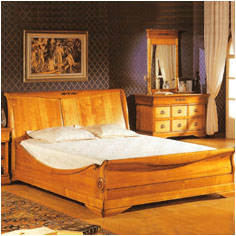 Wooden Designer Bed Wood Bed Manufacturer Wooden