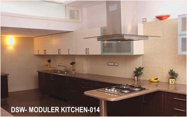Name : Modular Kitchens Model No : DSW 014