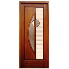 Superieur Name : Glass U0026 Wood Panel Doors Model No : DSW 373
