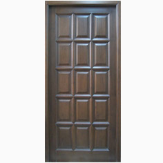 Heavy Panel Doors