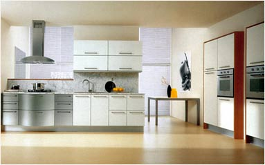 Merveilleux Name : Designer Modular Kitchen Model No : DSW 009