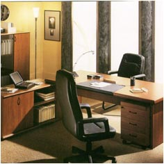 Crafted Office Furniture