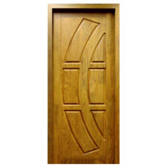 Wooden door polish