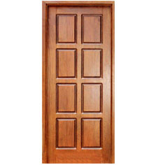 solid wooden entry doors