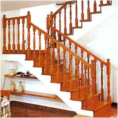 Wood Stair Case Staircase Set Wood Stair Case